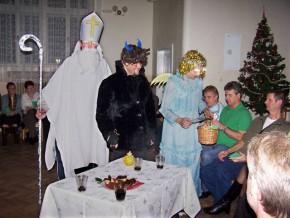 Mikulášský pátek 2008